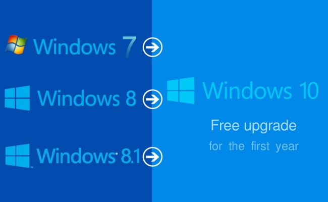 Thinking of upgrading to Windows 10?